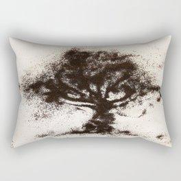 The Coffee Tree Rectangular Pillow