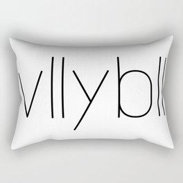 Volleyball Rectangular Pillow