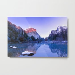 Lake Landscape #photography #society6 #photography Metal Print