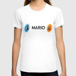 Super Mario Laboratories  T-shirt