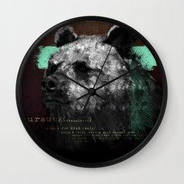 URSUS Wall Clock