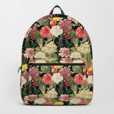 Vintage Floral Pattern | No. 1A Backpack