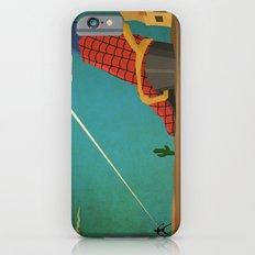 superheroes in the wild west iPhone 6s Slim Case