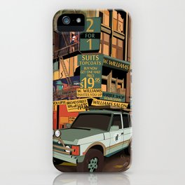Untiled iPhone Case