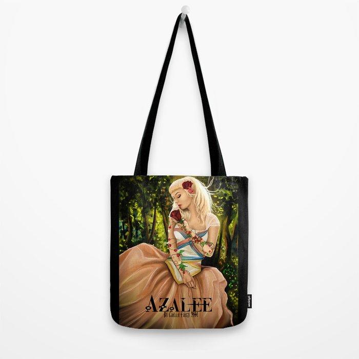 Azalée  Tote Bag