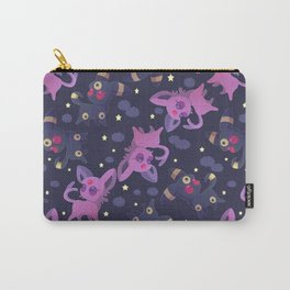 Sun and Moon Friends Carry-All Pouch
