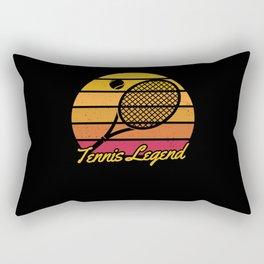 Tennis Legend   Tennis Player Gift Idea Rectangular Pillow