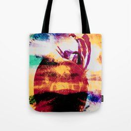 Boiling Tote Bag