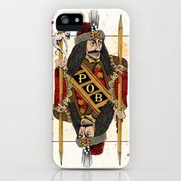 Vlad Impaler iPhone Case