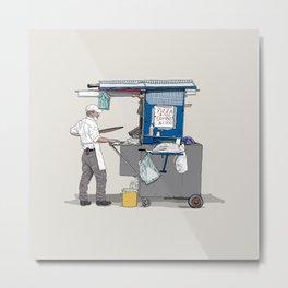 Rebusque Metal Print