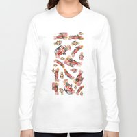 cars Long Sleeve T-shirts featuring cars  by mark ashkenazi