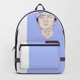 Double geometry Backpack