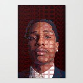 ASAP ROCKY Canvas Print