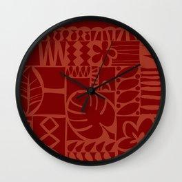 Chachani Wall Clock