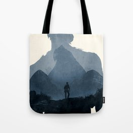 Uncharted 4 Tote Bag