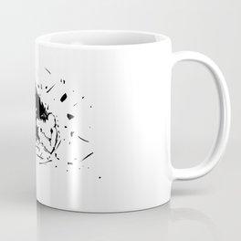 Adorable Hedgehog No.3a by Kathy Morton Stanion Coffee Mug