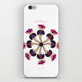 Love Burlesque! iPhone Skin