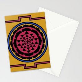 Yantra Mantra Stationery Cards