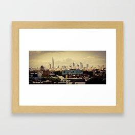 Peckham View Framed Art Print