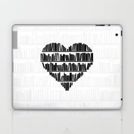 Book Lover II Laptop & iPad Skin