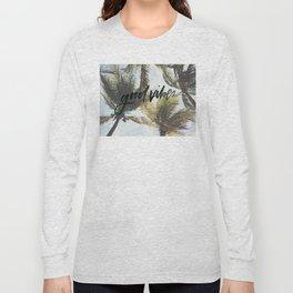Good vibes Long Sleeve T-shirt