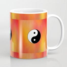 Yin and Yang 5 - Tao,Zen,Taoism,Dao,Harmony,religion,buddhism,buddhist,taijitu,taiji,taoist,china Coffee Mug