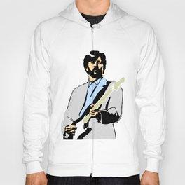 Eric Clapton stencil style Hoody