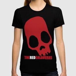 The Red Calaveras T-shirt