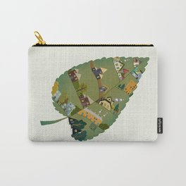 Leafing house Carry-All Pouch