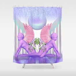 Aphrodite  Shower Curtain
