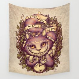 Cheshire Cat Wall Tapestry