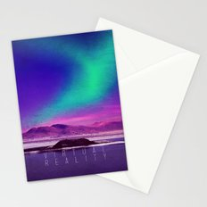 VIRTUAL REALITY - for iphone Stationery Cards