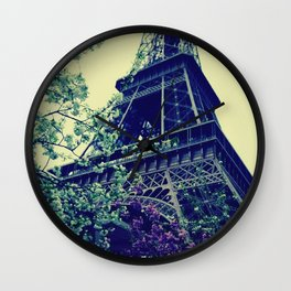 Paris, Paris Mon Amour! Wall Clock