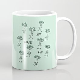 Run Forest Run Coffee Mug