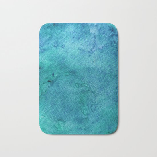 Abstract Watercolour by danaandthebooks