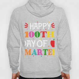 Happy 100 Days Of Smarter Hoody