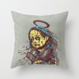Shepherd II. Throw Pillow
