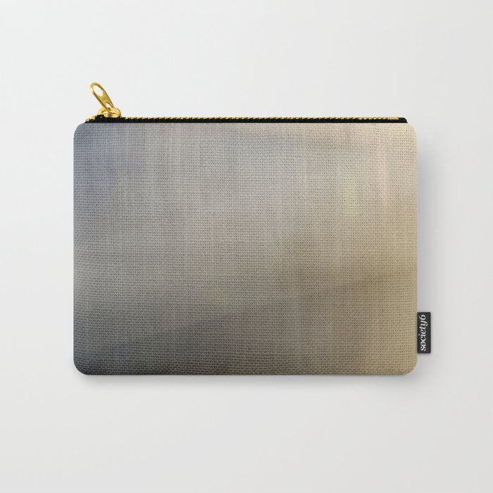 Light and Metal Abstract Carry-All Pouch