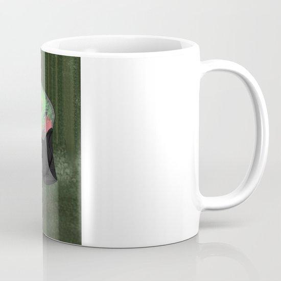 Panda Night Mug