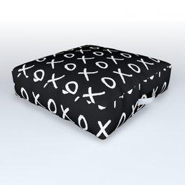 Hugs and Kisses XOXO Outdoor Floor Cushion