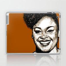Jill Scott Laptop & iPad Skin