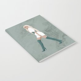 Marble Kylie Notebook