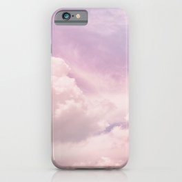 Upon The Clouds iPhone Case