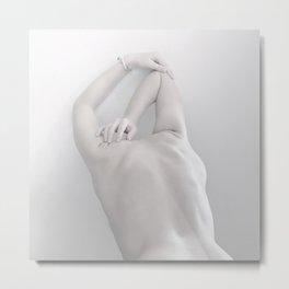 body Metal Print
