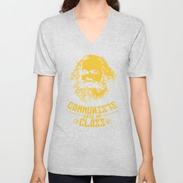 Communists Have No Class Unisex V-Neck