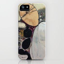 Dead Memories iPhone Case