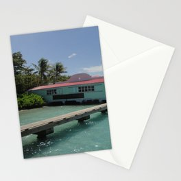 Pusser's Marina Cay, British Virgin Islands Stationery Cards