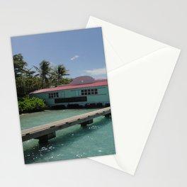 Pusser's Marina Cay, British Virgin Islands Stationery Cards