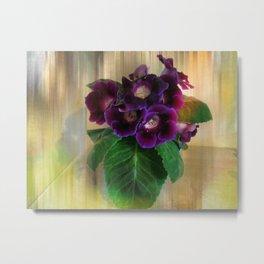Sweet Violets. Metal Print