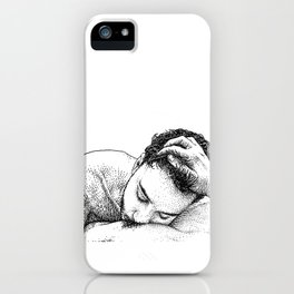 asc 739 - Les matinales II (Good morning II) iPhone Case